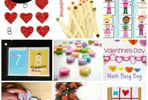 Holiday crafts - Valentines