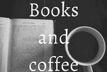 Books and coffee