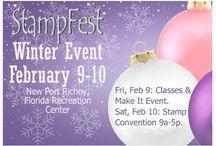 StampFest Winter 2018 Event