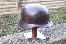 German / Alcuni oggetti dell'esercito tedesco...
