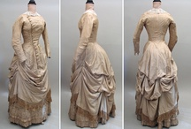 Clothing-Vintage & Reproduction / Clothes from the past, when clothes were beautiful. / by Patti Walls
