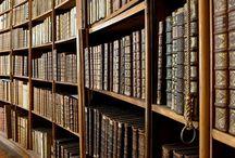 Books Everywhere / by Curtis Clark