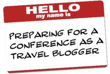 Travel Blogging / How to get started with travel blogging or improve your blogging game.