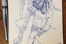 day sketch