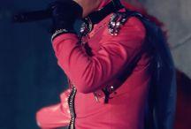 Bias List- Musicians / T.O.P, JongHyun, Bang Yongguk, Kikwang, HyunSik, Lay, Changsub, Heechul, Jay Park, Kim Hyun Joon. List subject to change / by Amoree Brackins