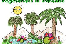 Vegetarians in Paradise Information