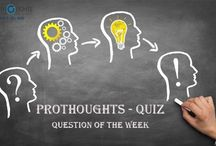 ProThoughts Quiz