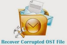 Email File Recovery / Manual solutions to repair corrupt e-mail files