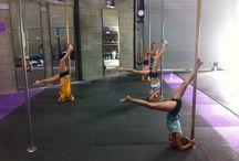 Pole Dancing / South Coast Pole Studio