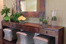 Project Design Living Room Refresh / Interior Design