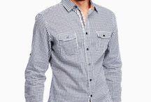 Men's Button Up Shirts