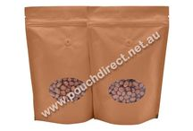 Jute Look Coffee Bags with Valve / Discounts available for order over 2,500 pieces.