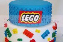 Lego / Cake