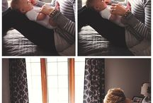 Newborn photo shoot ideas