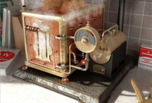 Steampunk / Steam + Punk = Something that rocks!
