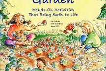 maths outside/gardens