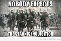 Stannis Baratheon / Stannis is boring as shit. Luckily these pics are not.