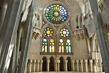 Sagrada Familia - touching heaven