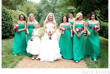 The Beautiful Bridesmaids / Our favorite looks for the bridesmaids on your big day!