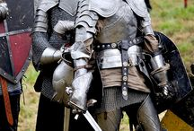 Knights, Swords and Armor