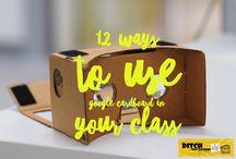 Virtual reality i skolen