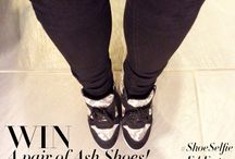 #FebFeet Competition Time!! / February at The Dressing Room is all about footwear!!! Throughout February we will be giving one lucky winner the chance to win a pair of gorgeous shoes from one of our favourite footwear brands new collections! Simply send us a Shoe Selfie (picture of yours shoes for those of you that don't know like the one above ) to enter. They don't have to be shoes you have brought from us, we just want to see what you are all wearing on your feet to kick start the season... / by The Dressing Room Boutique