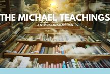 The Michael Teachings / About the Michael Teachings, a channeled teaching about the psychology of the soul.