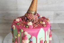 Kuchen Deko