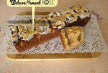 Grandes gourmandises de Fêtes / Cake, Gâteaux sans gluten ni lactose