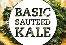 Kale / Kale the green we hate to love