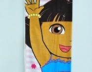 Koce i ręczniki Dora Exploradora / http://onlinehurt.pl/?do_search=true&search_query=dora#