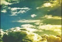 Sky / Look up.