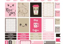 Happy Planner Printables and Accessories