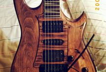 guitar wood handmade