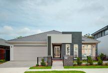 Display Homes at Greenway Estate, Colebee