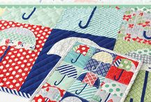Miniquilts I like! / by Aideen O'L