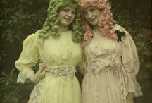 amazing autochrome picture's from the long gone past