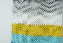 crochet bag / purse