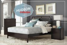 Furnishing Inspriration for the Home / Dress up the bedroom, dining room and living room.