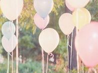 garden christening ideas
