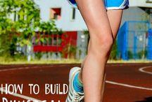Girl's physical fitness