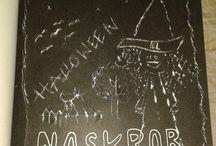 """""""Naskrob używając ostrego przedmiotu"""" / Tablica skupiająca Randki nadesłane prace zawierające strone """"Naskrob używając ostrego przedmiotu"""" :) Swoje Kreacje ślijcie na Maila: kontakt@zniszcztendziennik.pl"""