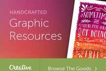 Design Tutorials / Graphic design, software, fonts, photography... anything design related.