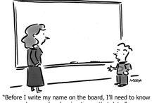 Lærerhumor