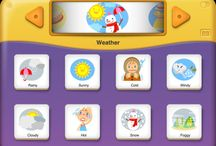 Speech- AAC / Augmentative Communication Devices for speech therapy.