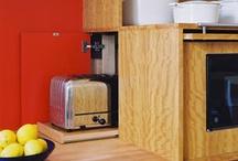 Small Space Kitchen Designs & Ideas
