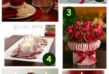 Decorations/ tablesetting