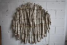 Twig/driftwood