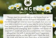 Horoscope - Cancer