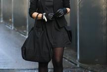 Hairdresser Chic / Wardrobe Inspiration for Lifestyle Shoot